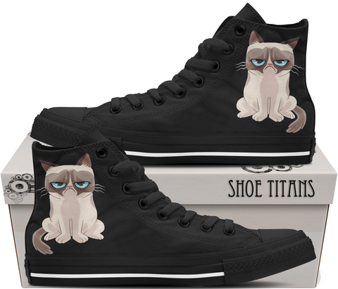 Grumpy Cat - Ladies Shoes