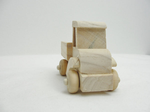 Small wooden truck DIY paint your own - Wood parts - Craft Supply House