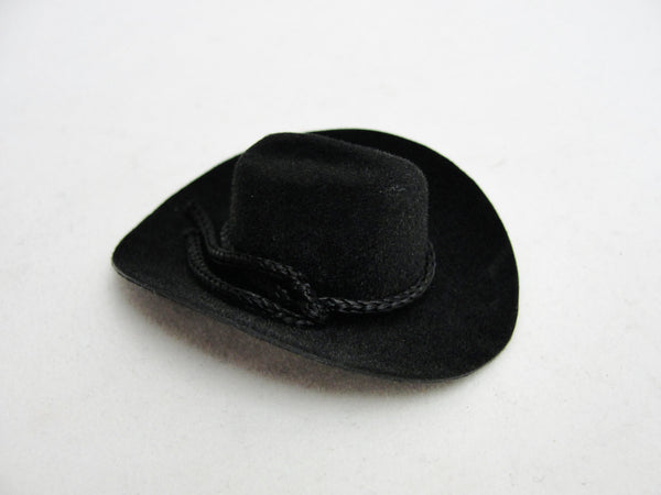"Miniature 2"" cowboy hat choose black, white, or brown - General Crafts - Craft Supply House"