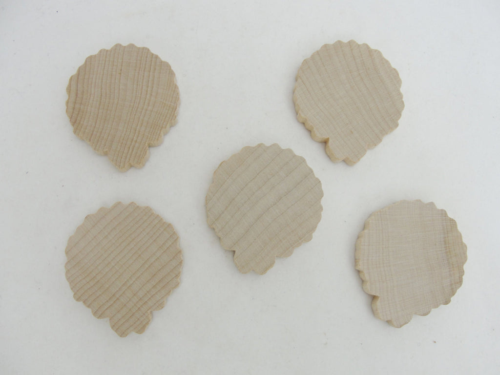 Wooden wreath cutout set of 5 - Wood parts - Craft Supply House