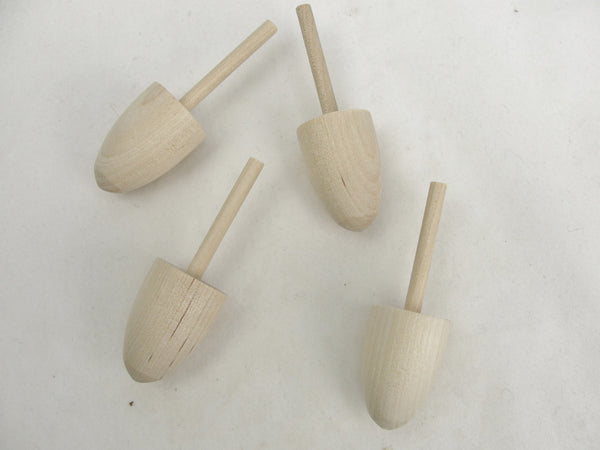Miniature Lobster buoy - Wood parts - Craft Supply House
