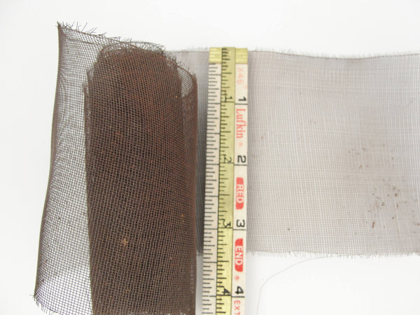 "Rusty mesh screen roll 3.5"" x 60"" - General Crafts - Craft Supply House"