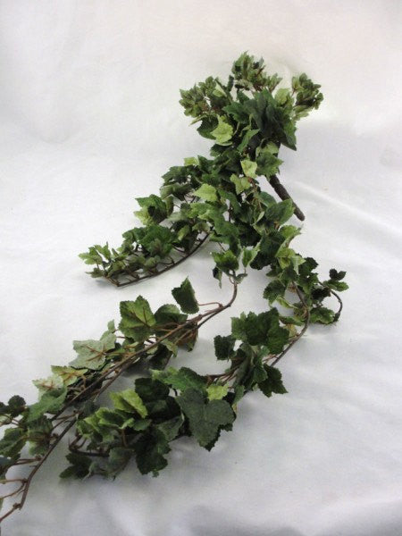 Silk ivy bush Grape Ivy bridal bouquet base - Floral Supplies - Craft Supply House