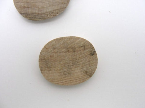 Wooden Discs Circles And Domed Discs Tagged Small Wood Oval