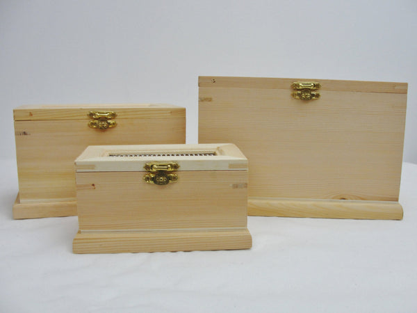 Nesting boxes, DIY nesting boxes, - Wood parts - Craft Supply House