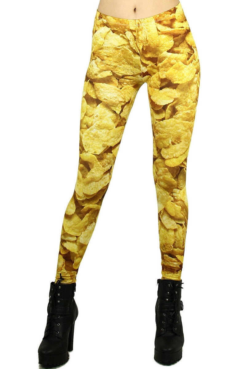 Corn Flake Leggings