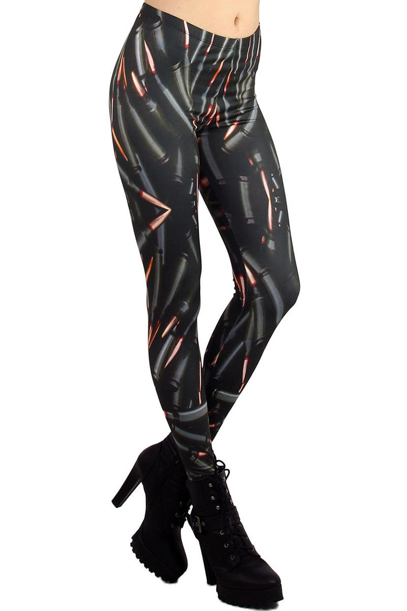 Black Bullet Leggings