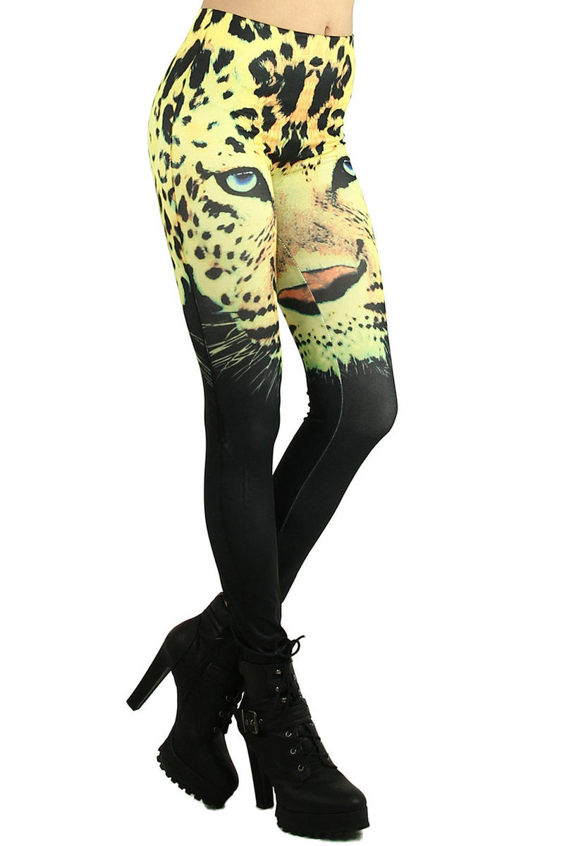 Leopard Seduction Leggings