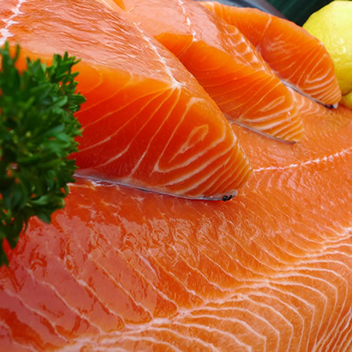 Salmon Fillets 500g Huon