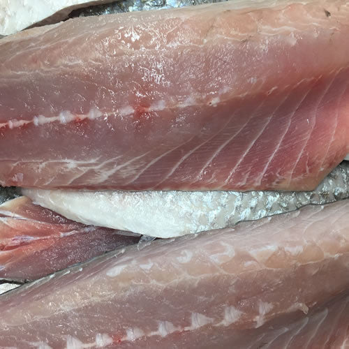 Mullet fillets fresh Aussie