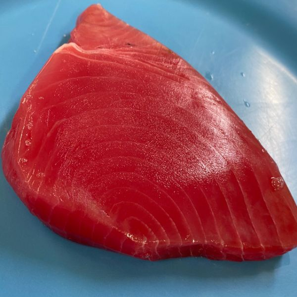 Tuna Sashimi yellowfin