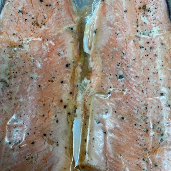 Rainbow Trout smoked fillet