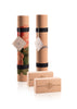 LOVE bundle ( 2 cork yoga mats, 2 blocks )