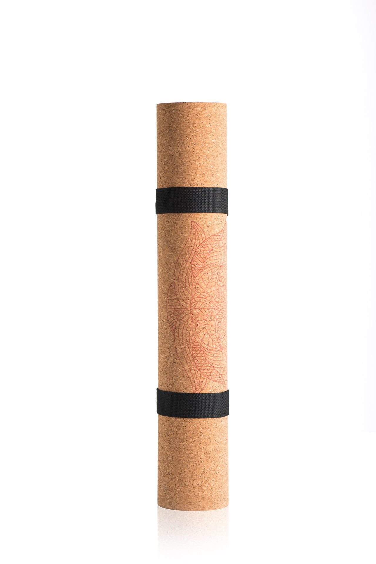 LOTUS *Light-Weight CORK YOGA MAT - Mukta Being