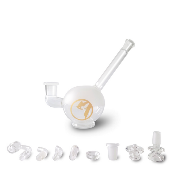 PRE-ORDER: Twisty™ Glass Mini Bong