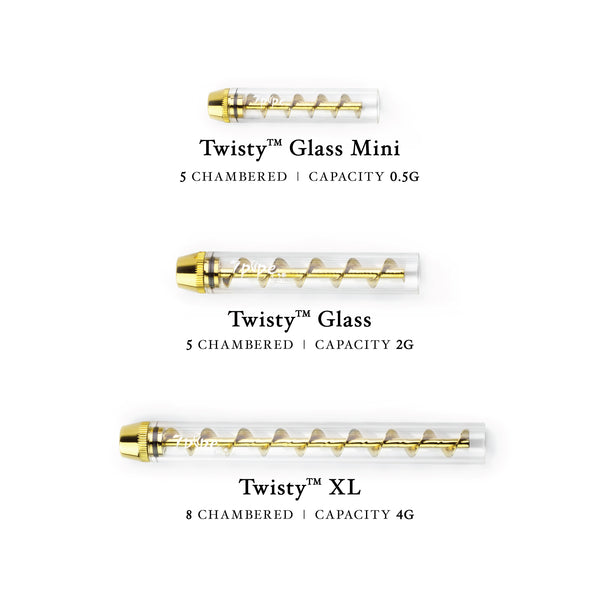 Twisty™ Glass XL