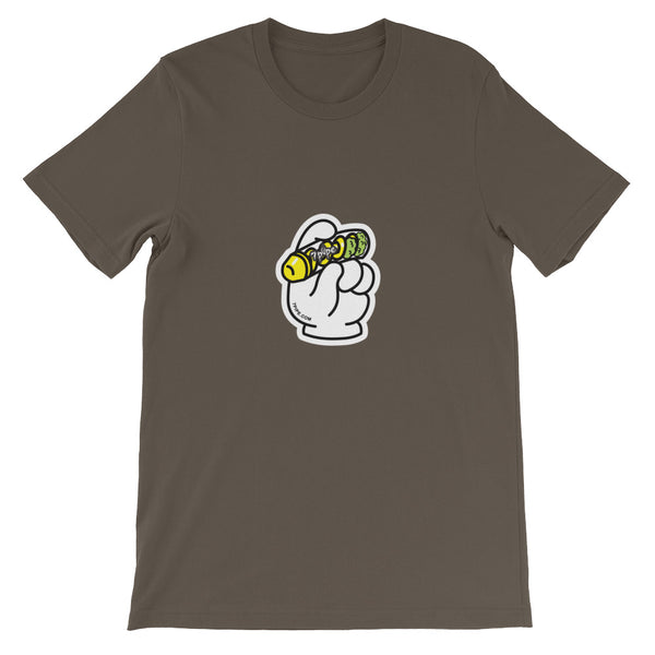 Men's Cartoon Twisty™ Graphic T-shirt