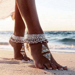 Isabelle Anklet Cuffs - ESMEBO