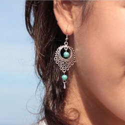 Ocean Droplet Earrings - ESMEBO