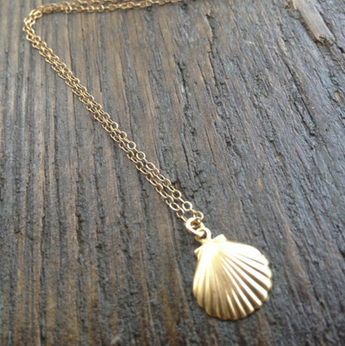 Seaside Trinket Necklace - ESMEBO