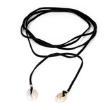 Summer Shells Tie-Up Choker - ESMEBO