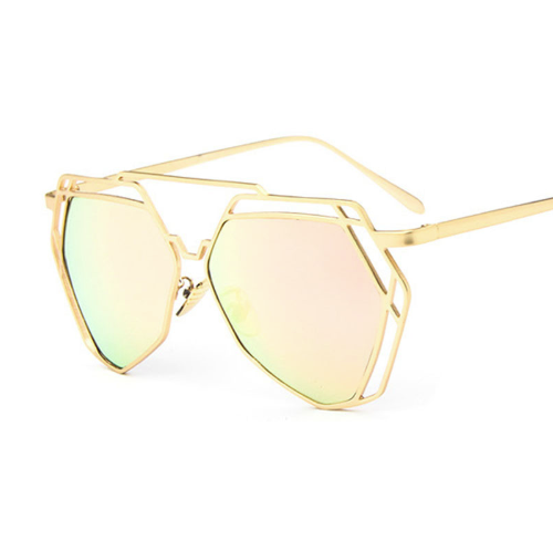 Polygon Princess Sunglasses - ESMEBO