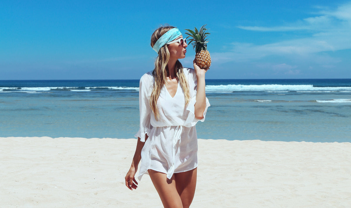 hawaiian tropic apparel beach cover up
