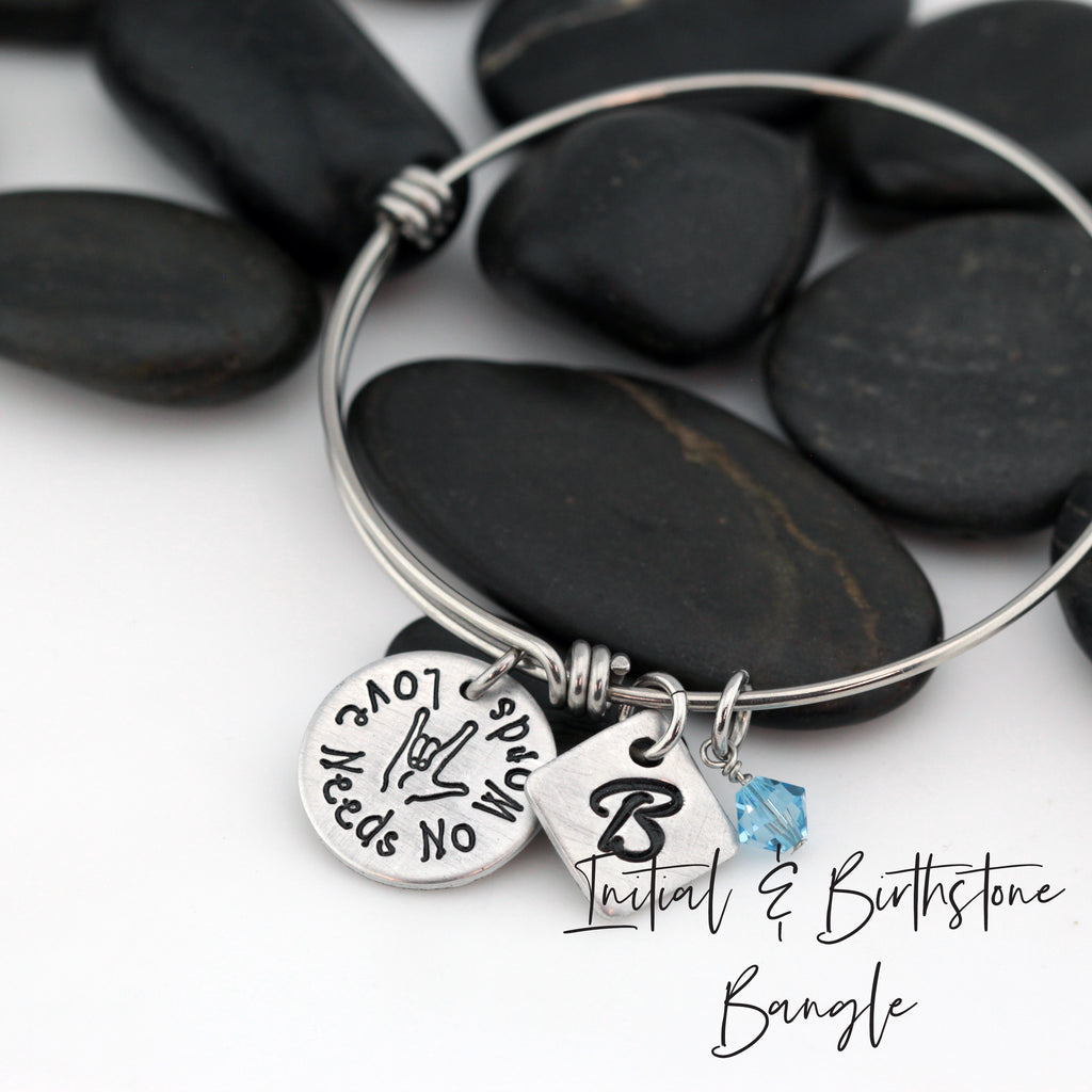 "ASL ""Love Needs No Words"" 