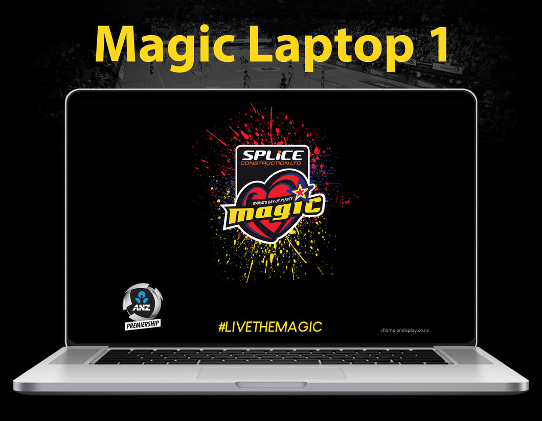 Magic Laptop 1