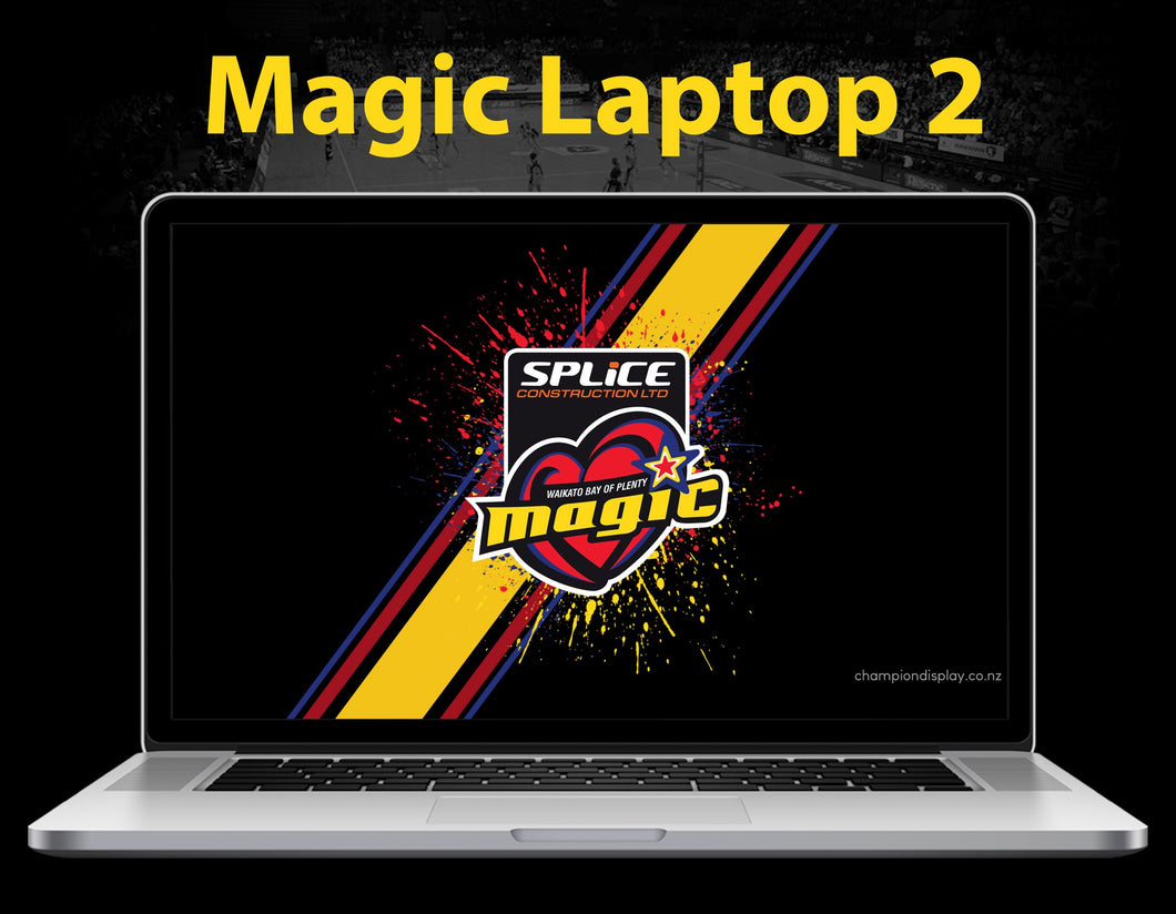 Magic Laptop 2