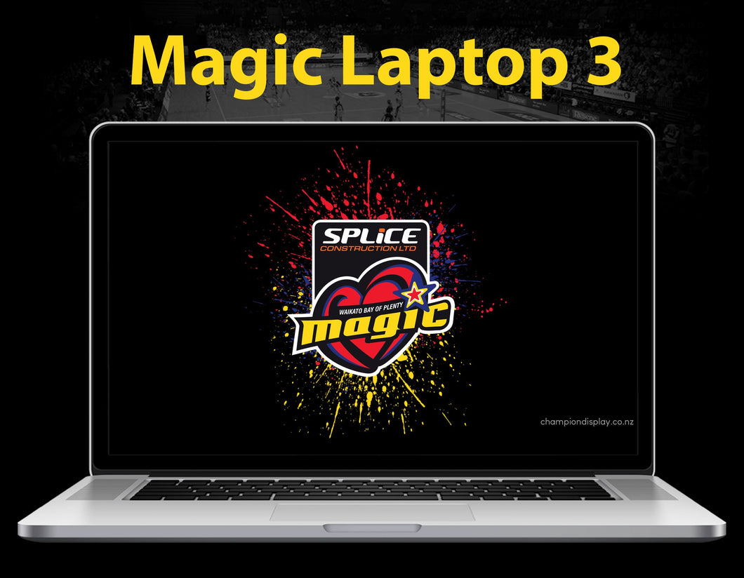 Magic Laptop 3