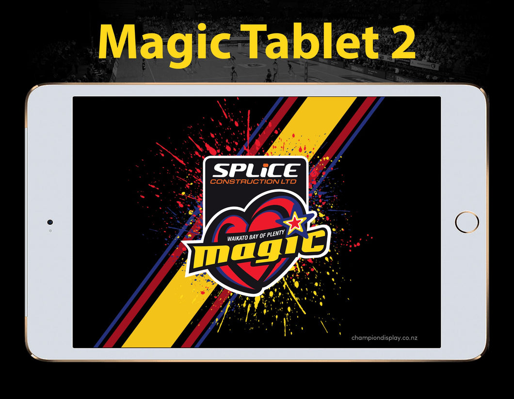 Magic Tablet 2