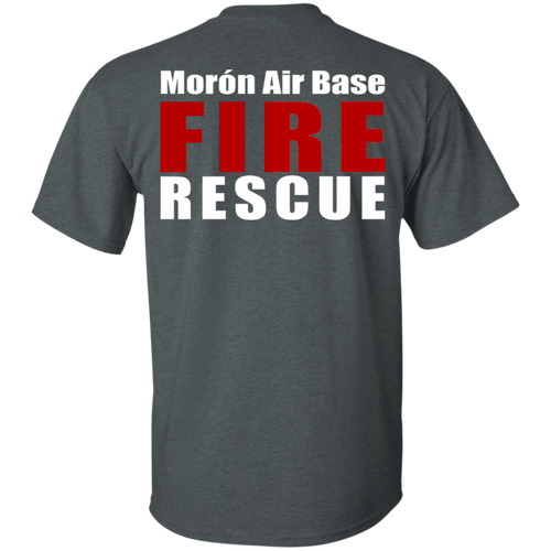Morón Air Base AC Gildan Ultra Cotton T-Shirt