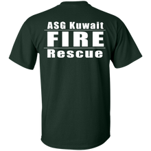 ASG Kuwait Fire G200 Gildan Ultra Cotton T-Shirt