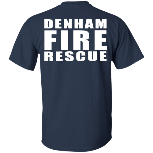 Denham Fire Gildan Ultra Cotton T-Shirt