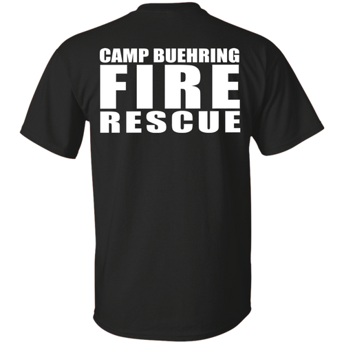 Camp Buehring Fire Gildan Ultra Cotton T-Shirt