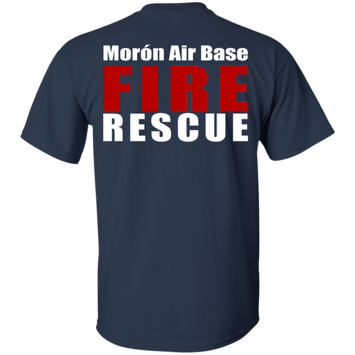 USAF Base Morón, Spain G200 Gildan Ultra Cotton T-Shirt
