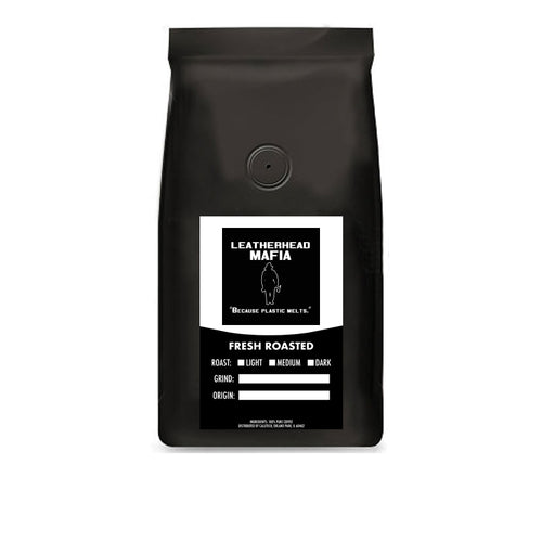 Leatherhead Mafia Coffee -Limited Time Offer