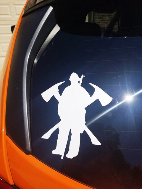 SP Window Decal