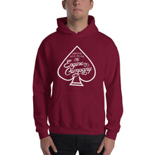 Above All Else The Engine Co. Hooded Sweatshirt