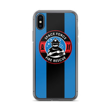 Space Force Fire iPhone Case