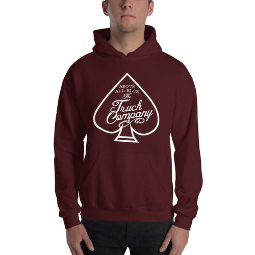 Above All Else The Truck Co. Hooded Sweatshirt