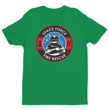 Space Force Fire Premium Short Sleeve T-shirt