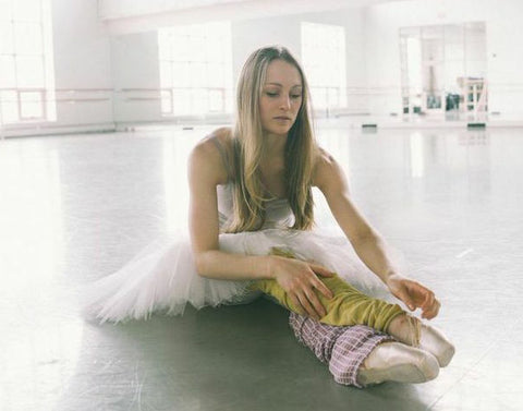 Photo Kenneth B Edwards, shot on location at Boston Ballet Studios