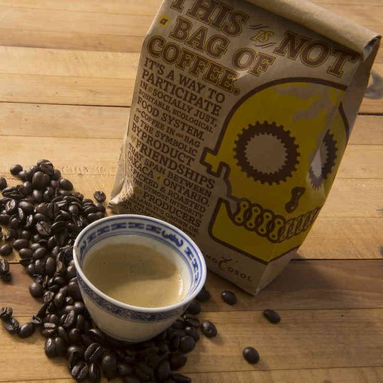 Roasted Oaxacan Coffee