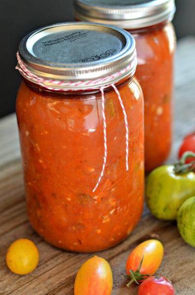 Heirloom Tomato Sauce - 1 Litre Jar