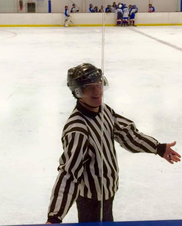 Gary Poteshman Is The Hockey Ref Shop November Official Of The Month - Hockey Ref Shop