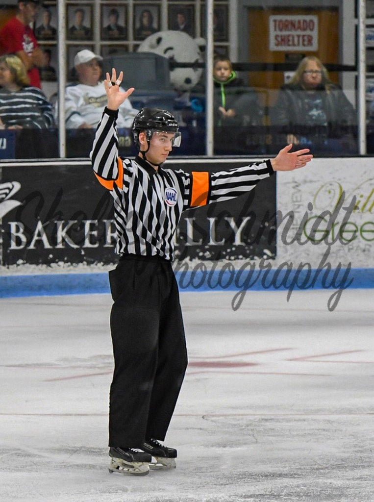 Anthony Vikhter is The Hockey Ref Shop February Official Of The Month
