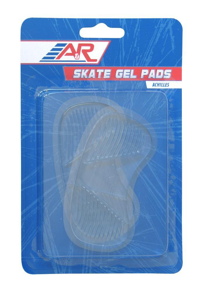 A&R Hockey Skate Gel Pads Achilles (2-Pack) - Hockey Ref Shop