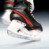 Bladetech Hockey Mirrored Stainless Steel High Performance Flexible Skate Blades - Hockey Ref Shop